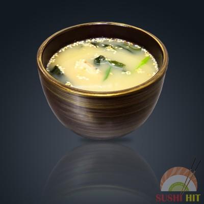 Суп сливочный с лососем